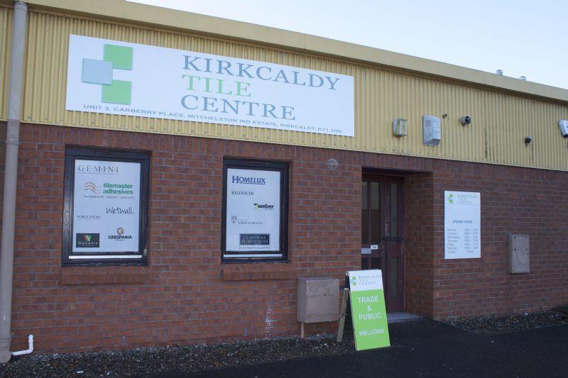 Kirkcaldy Tile Centre - Tile Showroom in Mitchelston Industrial ...