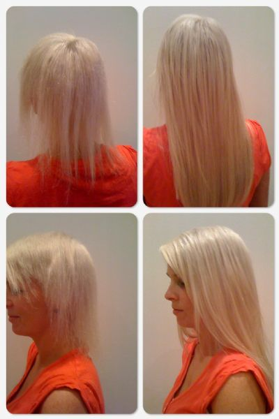 Hair extensions for thin hair uk