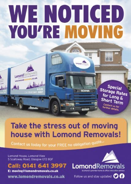 Moving Company Quotes >> Lomond Removals, Glasgow | 1 review | Removal Company ...