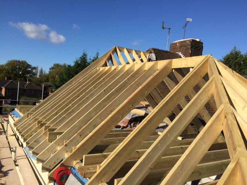 Traditional Timber Roof Construction Coventry Coventry