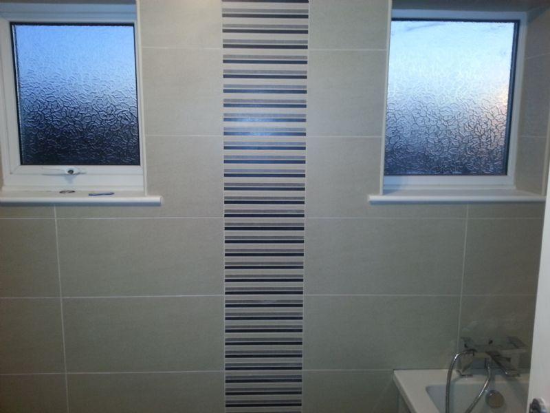 Bathroom Tiles Vertical Border dean lynch wall & floor tiling - tiling in skellingthorpe, lincoln