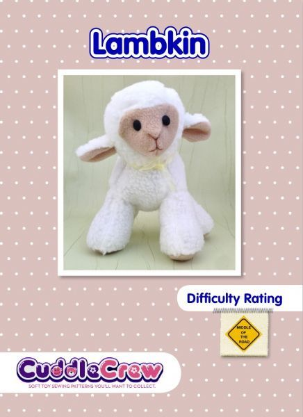 Cuddle Crew Soft Toy Sewing Patterns - Sewing in Thornton-cleveleys (UK)