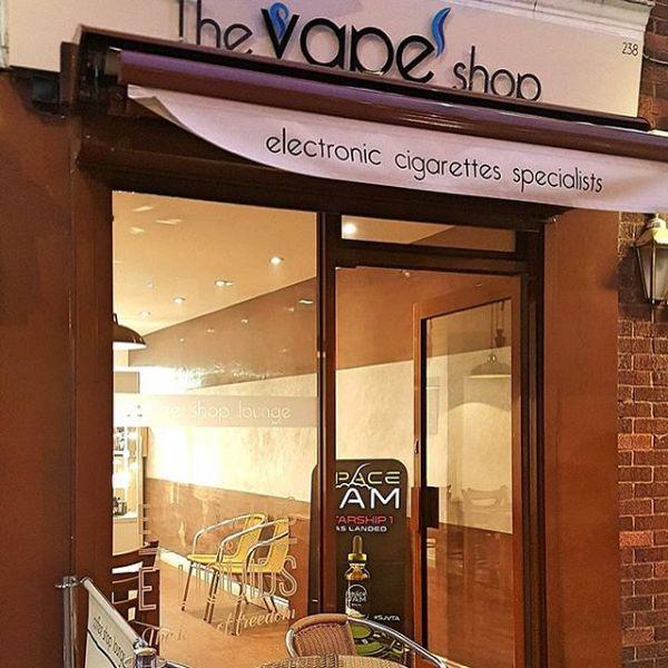 The Vape Shop, Bromley | 3 reviews | Electronic Smoking