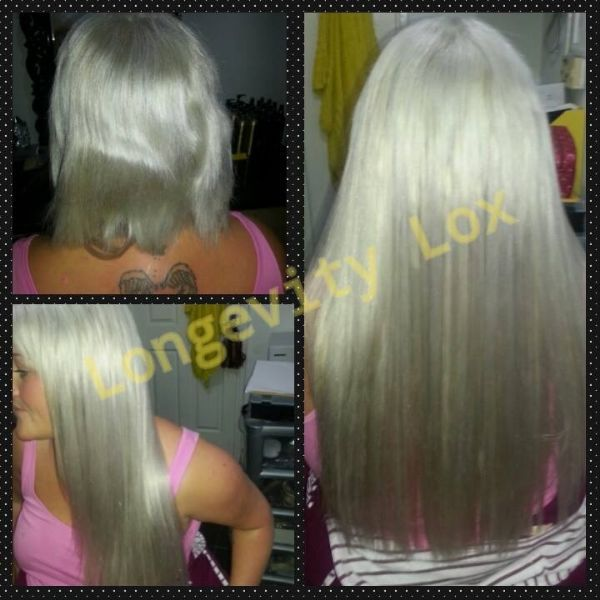 Longevity Lox Hair Extensions Tredegar Hair Extension Specialist