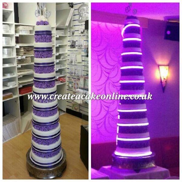 Wedding Cake Classes: Cake Maker In Liverpool (UK