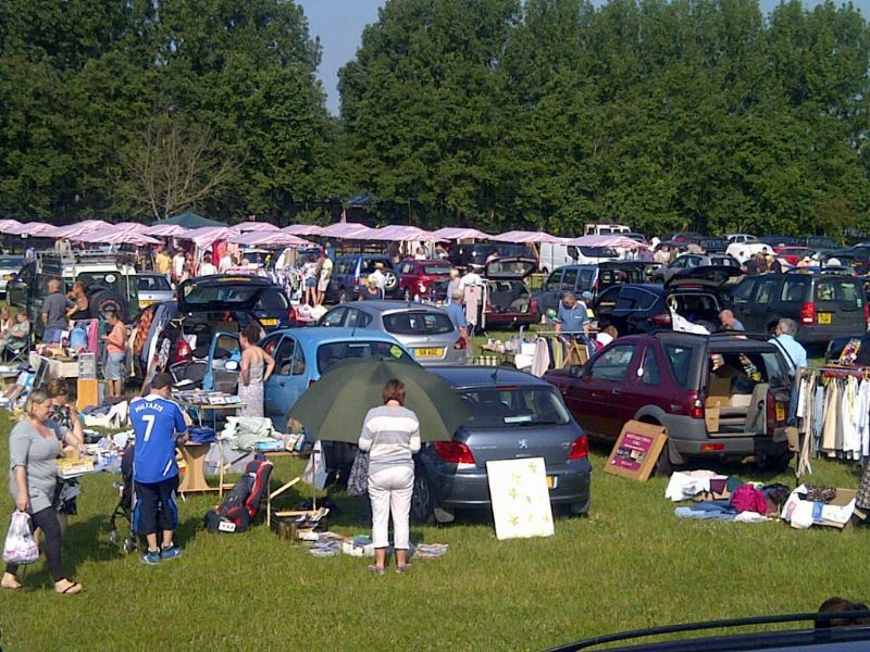 Car Boot Sale Ruislip