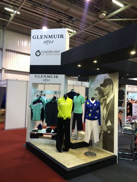 Exhibition Stand Fitting Jobs : Blue insignia shop fitting signage exhibition stands