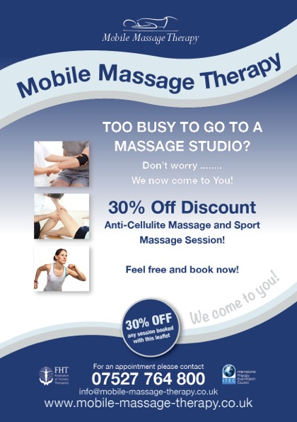 gratis  mobil massage gävle