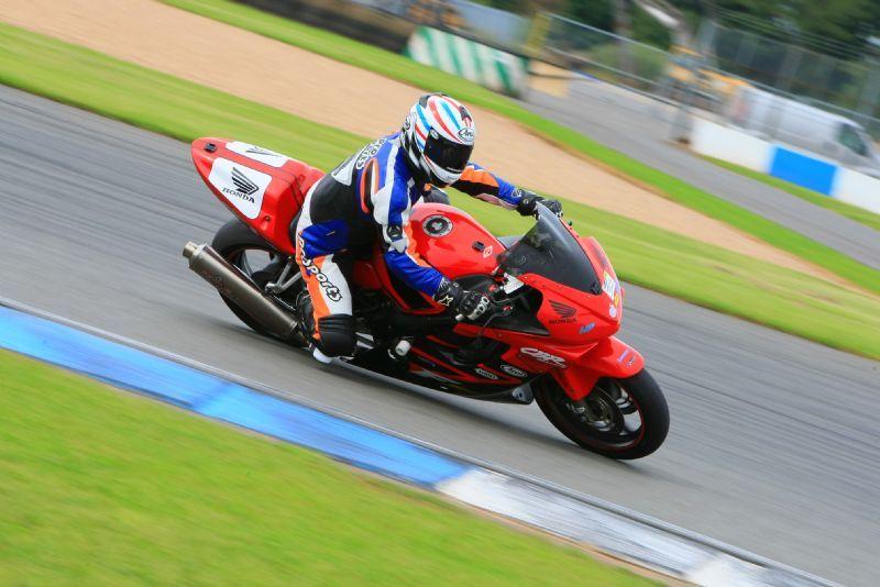 Blackburn Motorcycle Training