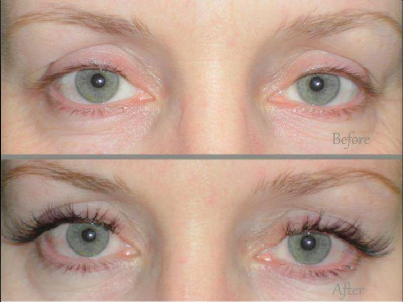 Alexandra Frost Nail And Lash Stylist Brighton Eyelash Extensions