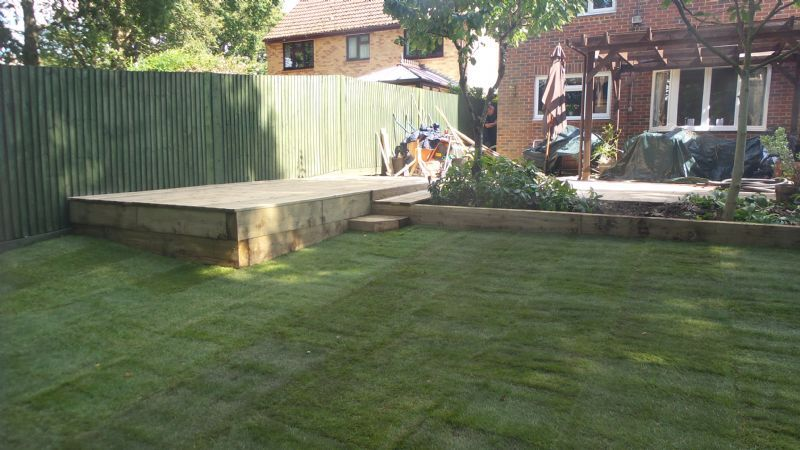 Harland fencing and landscaping fencing contractor in for Landscape contractors christchurch