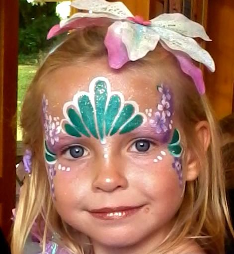 Children S Face Painting Images
