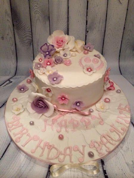 Mrs Angel Cakes Cake Maker in Bolton UK