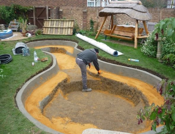 Clear ponds pond cleaning company in mildenhall bury st for Pond maintenance companies