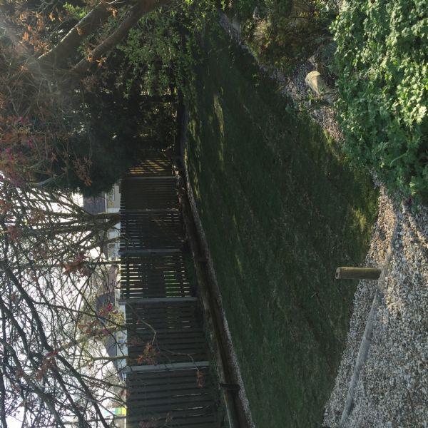 Garden Landscaping In Halifax Huddersfield West: Desperate Gardens, Halifax