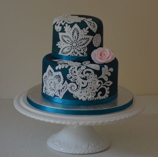 Wedding Cake Makers Worcester