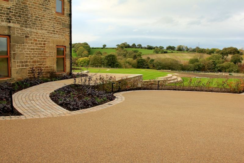 Resin Bound Gravel >> The Resin Mill Ltd, Brighouse | Wholesale Trader - FreeIndex