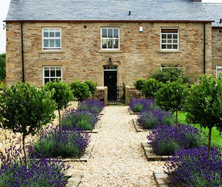 Garden Ideas Landscape Plans For Front Of House: Bestall & Co Landscape Design, Sheffield