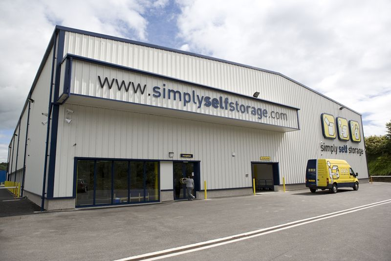 Simply Self Storage  Self Storage in Aberdeen UK