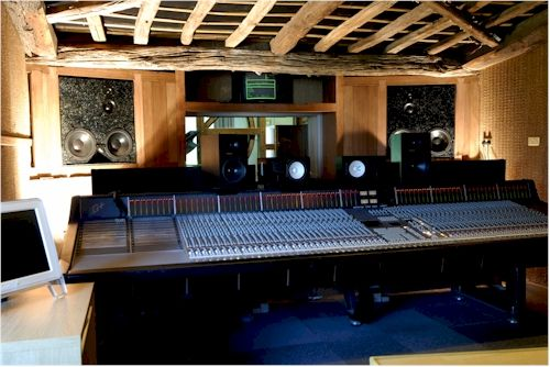 Monnow Valley Studio Recording Studio In Monmouth Uk