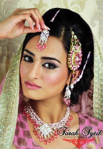 Farah Syed Asian Bridal Make Up Artist - Makeup Artist in ...