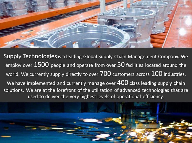 leading supply chain turn around