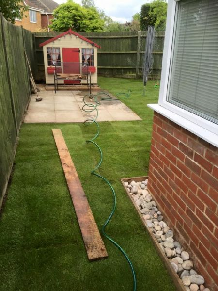 Pss garden services home and garden maintenance company for Home and garden services