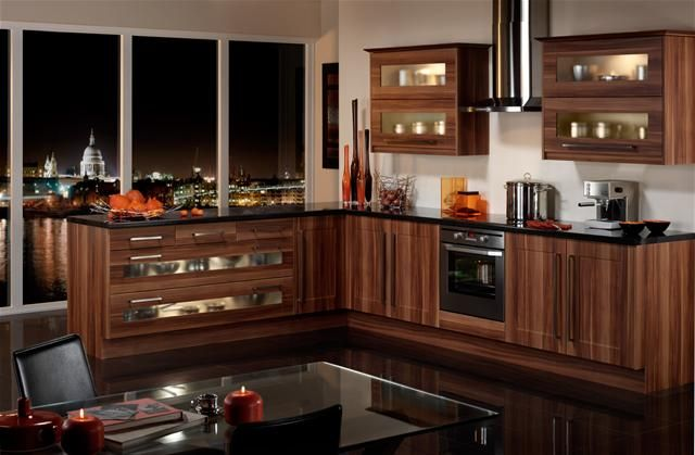Exclusive doors stockport furniture shop in stockport uk for Autumn shaker kitchen cabinets
