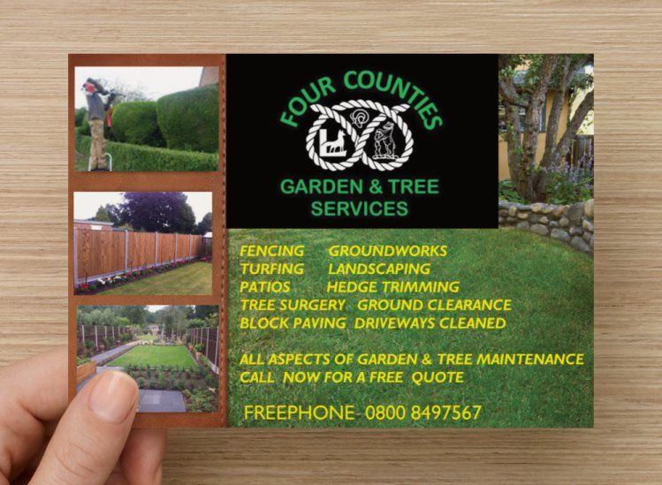 Four Counties Garden And Tree Services Landscape