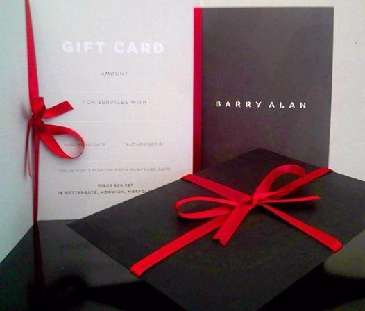 Barry Alan Hair Salon Hairdresser in Norwich (UK)