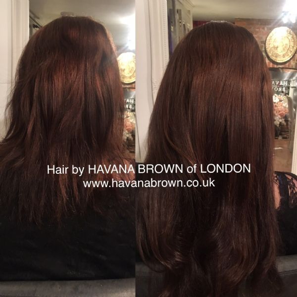 Havana Brown Of London Hair Extensions Kent Hair Extension
