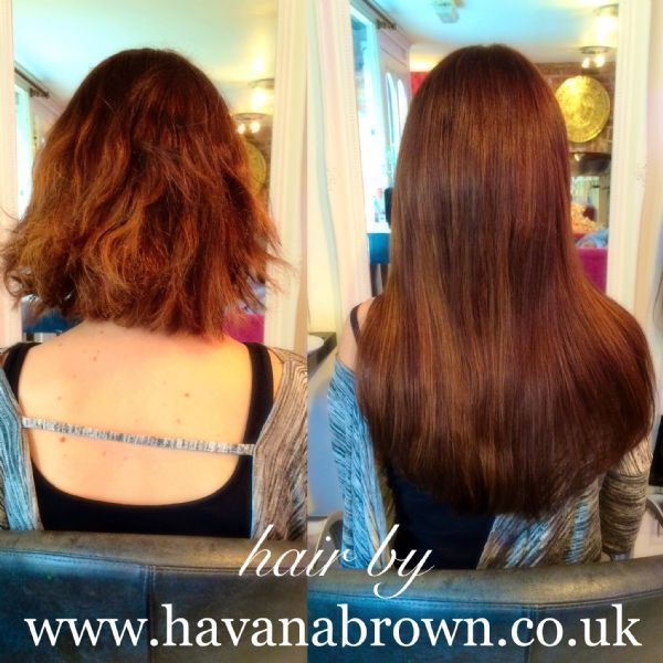 Havana Brown Of London Hair Extensions Kent Tenterden Hair