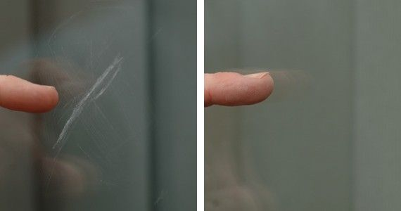 Davys Glass Repair Scratches Chips Dunfermline Glass