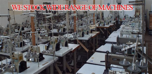 PK Sewing Machines Leicester Industrial Sewing Machine Supplier Cool Sewing Machine Warehouse