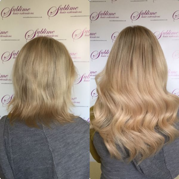 Sublime Hair Extensions London Hair Extension Specialist In