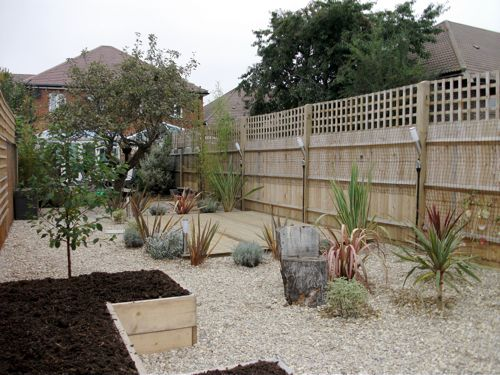 Shrub Garden Designs Landscape Gardener in Littlehampton UK
