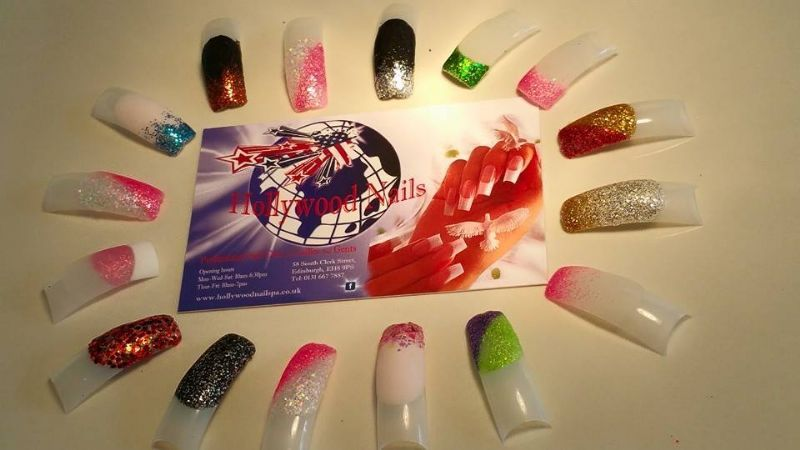 Hollywood Nails - Beauty Trainer in Edinburgh (UK)