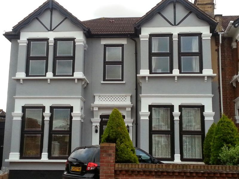 Evergreen glazing double glazing company in ilford uk for Double glazing firms