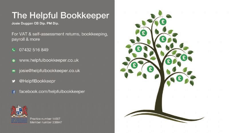 The helpful bookkeeper bookkeeper in shoreham by sea uk reheart Choice Image