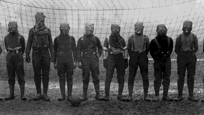 Football on Tyneside 1914-1919