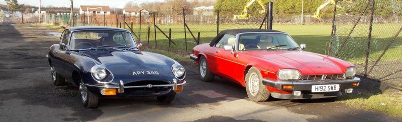 West Coast Classic Cars Linwood