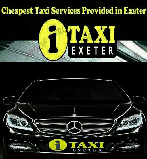 I Taxi Exeter, Exeter