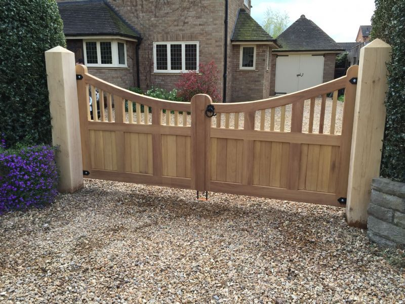 Mitech Joinery Ltd Ripley 45 Reviews Gate