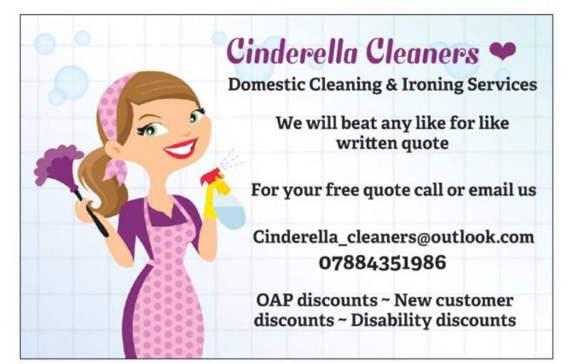 Cinderella Cleaners, Wigan | Domestic Cleaning Company ...