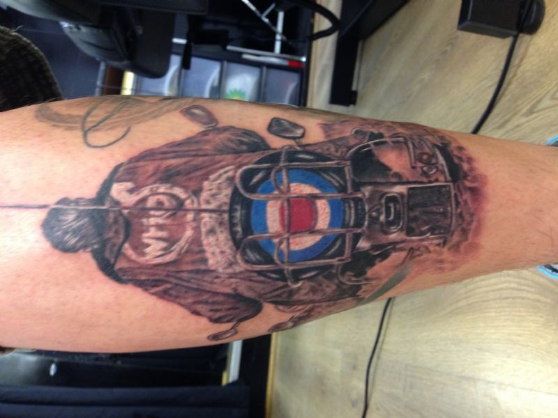 Inkys Tattoo Emporium Tattooist In Lye Stourbridge Uk