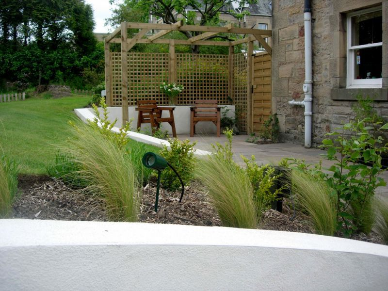Motif Garden Design Garden Designer in Edinburgh UK