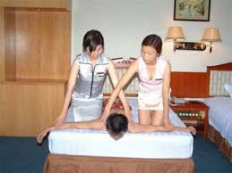 how to give a full body massage pdf