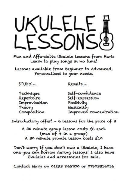 Ukulele Lessons by HOP Music Academy - SpeedyCourse ...