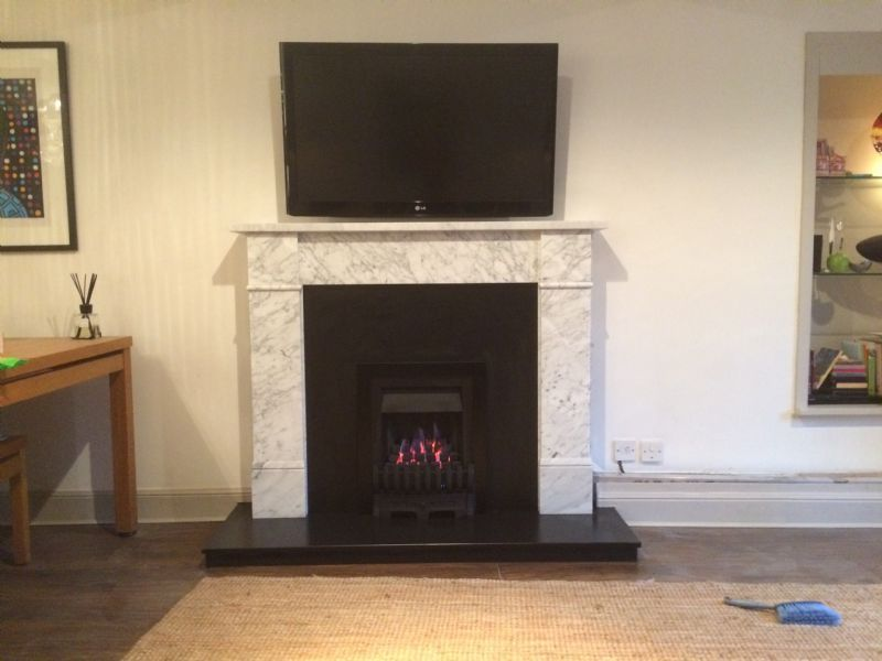 Fireplace Design fireplace company : Young Fireplace Installation - Fireplace Company in Edinburgh (UK)