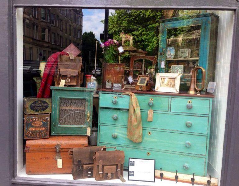 Very Vintage. Very Vintage   Antique Furniture Shop in Edinburgh  UK